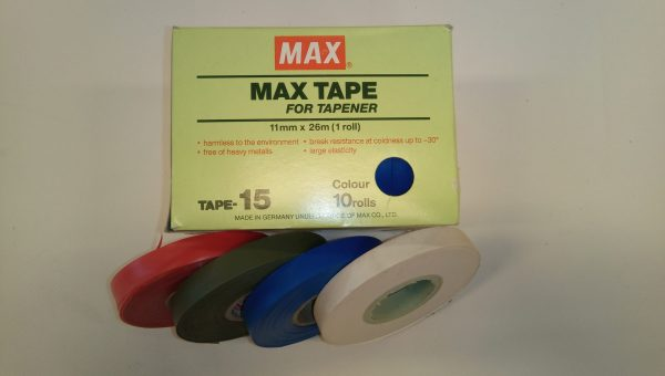 Tape for stapler pliers