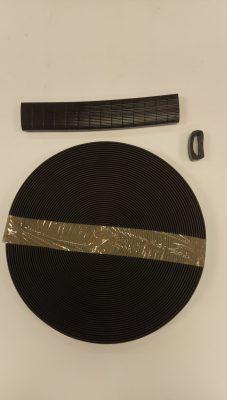 Spijkerboomband, breedte 38mm, rol `a 35 meter