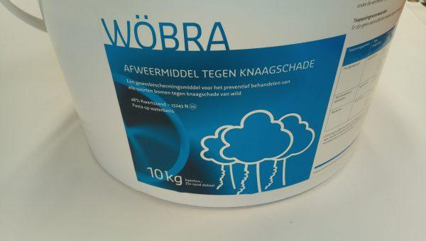 Wobra bucket ʻa 10 kg
