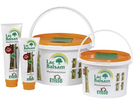 Lac Balsam wondafdekmiddel tube `a 200 gram