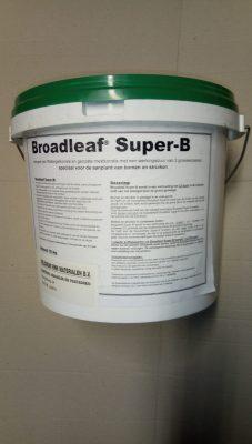 Broadleaf Super B `a 15 kg