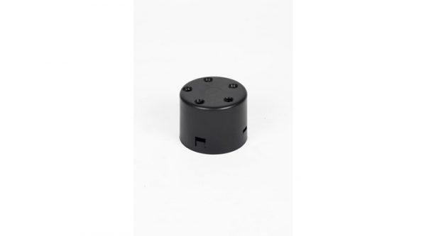 Klikkappen Ø 80 mm met sleuf