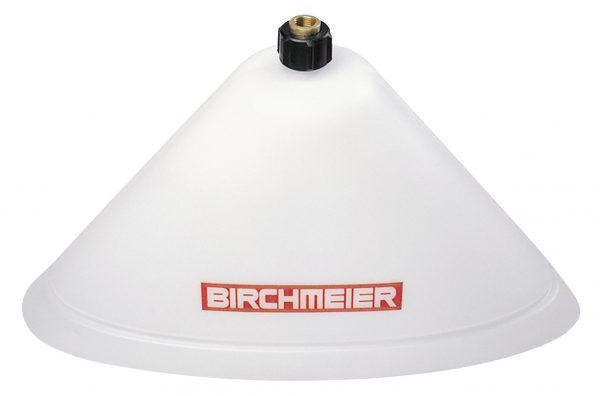 Birchmeier spray hood with slit cap